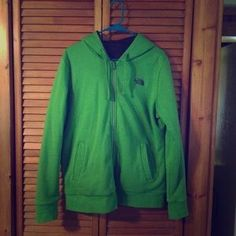 I just discovered this while shopping on Poshmark: The North Face full-zip. Check it out!  Size: XL