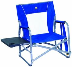 GCI Outdoor Slim-Fold Event Chair Blue - Patio Furniture/Accessories, Collapsible Furniture at Academy Sports Camping Furniture, Camping Chairs, Home Office Furniture, Camping Gear, Outdoor Camping, Outdoor Furniture, Outdoor Seating, Outdoor Chairs, Outdoor Decor