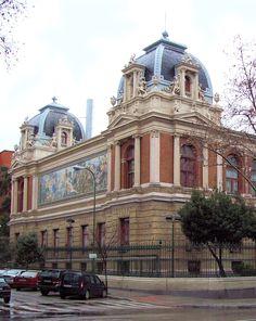 Escuela Técnica Superior de Ingenieros de Minas  de Madrid