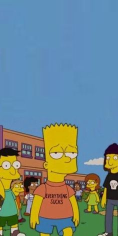 New Wallpaper Masculino Iphone Sad Ideas Simpson Wallpaper Iphone, Funny Iphone Wallpaper, Trippy Wallpaper, Sad Wallpaper, Homescreen Wallpaper, Funny Wallpapers, Aesthetic Iphone Wallpaper, Disney Wallpaper, Lock Screen Wallpaper