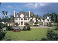 Yowza! Plan DHSW18626 is a stunning chateau with amenities at every turn. Click through to see more photos.