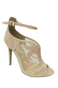 Yoki Adelpha Suede & Mesh Pump by Non Specific on @HauteLook