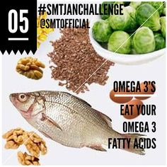 Day 5 Task | Eat Your Omega 3's