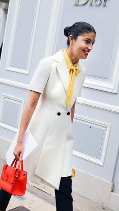 Caroline Issa - Street Style - Love!!