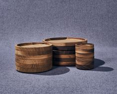 white oak + walnut plates Large Plates, White Oak, Coffee Cans, Safe Food, Dishes, Wood, Woodwind Instrument, Tablewares, Timber Wood