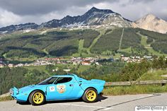 Lancia Stratos by Sellerie Cimes