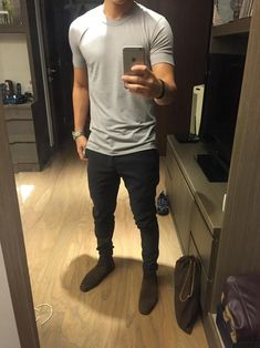 110 best casual shirts for men that look great – page 1 Summer Outfits Men, Stylish Mens Outfits, Men's Outfits, Casual Outfits, Fashion Outfits, Best Casual Shirts, Look Man, Mein Style, Swag Style