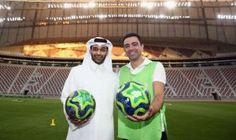 Barcelona legend Xavi makes huge Cristiano Ronaldo and Lionel Messi claim   Football   Sport – WORLD CENTER