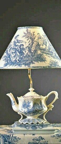 Cute tea lamp