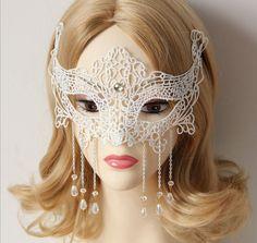 маска карнавальная ажурная на лицо со стразами — Рамблер/картинки
