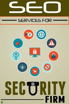SEO Services - Security Firm