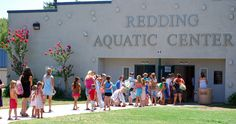 Visit The Aquatic Center run by the City of Redding California. Pools, waterslides, swimming lessons and more. In Caldwell Park