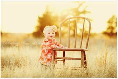 beautiful outdoor 9 month baby session by bethany erin photography