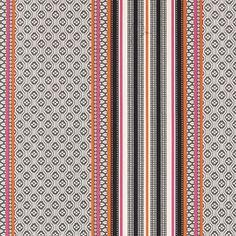 Captivating sunset decorating fabric by Clarke Pink Fabric, Black Fabric, Cotton Fabric, Clarke And Clarke Fabric, Geometric Fabric, Sunset Colors, Home Decor Fabric, Pattern Names, Drapery Fabric