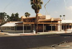 Palm Springs, Street View, Mansions, House Styles, Home Decor, Mansion Houses, Homemade Home Decor, Villas, Fancy Houses