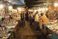 Hong Kong, Temple Street Night Market