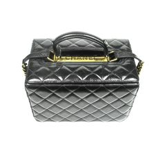 1605e4c489c1ee Chanel Travel Case Chanel Purse, Chanel Handbags, Luxury Handbags, Quilted  Leather, Leather