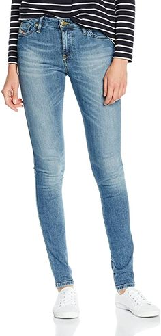 sehr gut  Bekleidung, Damen, Jeanshosen Diesel, Trends, Skinny Jeans, Cotton, Pants, Collection, Style, Fashion, Clothing