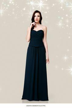 CRUX #Bridesmaid Dress Style CB291/290