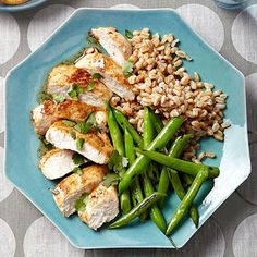 This saucy sautéed #chicken deserves to be a go-to weeknight meal. Team it with any grain and vegetable you have on hand for a complete family #dinner.