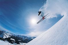 Swap suncream for salopettes and hit the slopes at some of the top ski destinations around the world with cheapflights.co.uk