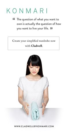 Once you've tidied up your closet using the KonMari Method, Outfits for iOS will send you outfit recommendations based on what you currently own, what the weather is like, and how often you wear an item. Swipe through the options, and log one for the day. Join Outfits by Cladwell to live a bigger life with a smaller wardrobe.