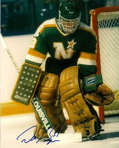 Hockey Goalie, Hockey Teams, Ice Hockey, Hockey Stuff, Minnesota North Stars, Minnesota Wild, Wild North, Hockey Room, Hockey Pictures