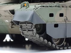 1/48 陸上自衛隊 10式戦車 JAPAN GROUND SELF DEFENSE FORCE TYPE 10 TANK (Item No:32588)