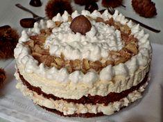 Cheesecake+Montblanc