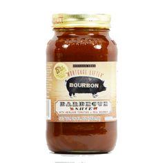 """Mortgage Lifter"" Heirloom Tomato Bourbon BBQ Sauce"