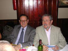 Agustín Cordero y Nicolás Seisdedos