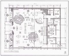 Clothing Boutique Floor Plan Retail layout on behance