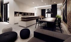 Kler showroom interior design by Tamizo Architects group