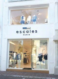 8557ba9e8be Notre boutique a. ESCALES · Our atmosphere · ESCALES Stores