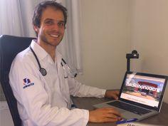 Estudante de medicina do Acre faz página para dar dicas e falar da rotina