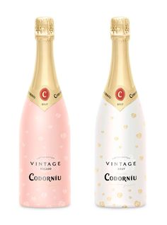 One of my designs has been made, pretty exciting!     Codorniu by Butterfly Cannon