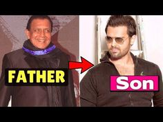 80s And 90s #bollywood  #celebrities  And Their Son