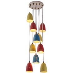 Shop chandeliers and pendants and other antique, modern and contemporary lamps and lighting from the world's best furniture dealers. Chandeliers, Vintage Chandelier, Chandelier Pendant Lights, Modern Chandelier, Pendant Lamp, Lights Fantastic, Copper Lighting, Contemporary Lamps, Cool Furniture