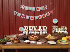 Barnyard Bash - Bryar's 1st Birthday