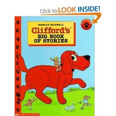 Clifford's Big Book Of Stories by Norman Bridwell