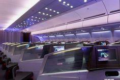 Virgin Planeview Upper Class | PSFK