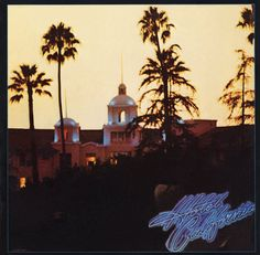"""The Eagles' """"Hotel California"""" - Hotel California Performed by Don Felder and Joe Walsh. Saw the EAGLES on their Hotel California Tour back in the summer of 1978 in Winnipeg! What a great night! My very concert! The Eagles, Eagles Band, Eagles Lyrics, Eagles Music, Eagles Songs, Song Lyrics, The Velvet Underground, Eagles Hotel California, Classic Rock"""