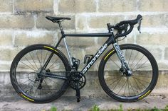 My faithful battle steed : Cannondale Caad 12