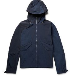 PS by Paul Smith - Waterproof Shell Hooded Jacket
