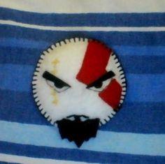 Chaveiro do Kratos! :D