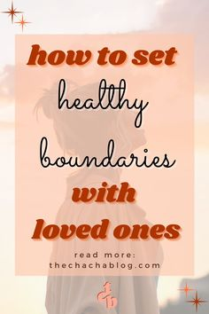 Setting boundaries is crucial for gaining respect, allowing others to know your worth, and building confidence. Here's how! Personal development, personal growth, boundaries, how to set… More
