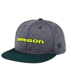 Top of the World Oregon Ducks Dark Energy 2Tone Snapback Cap