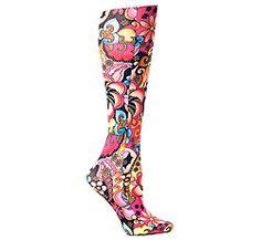 Cherokee Knee High 8-15 mmHg Compression Sock