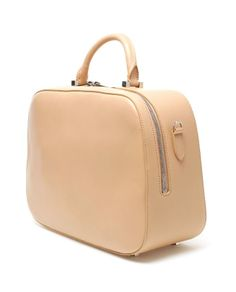 THE ROW | 'Bowler' Leather Tote Bag