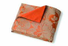 Crypton Super Fabrics Melrose Collection Throver Pet Blanket, Persimmon - http://www.thepuppy.org/crypton-super-fabrics-melrose-collection-throver-pet-blanket-persimmon-2/